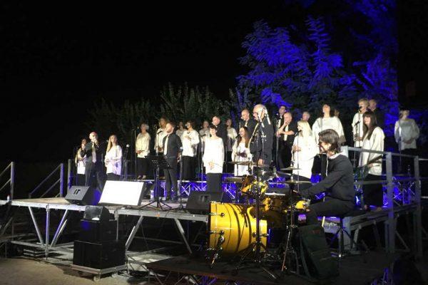 anghelion gospel choir di Nembro a Verdellino