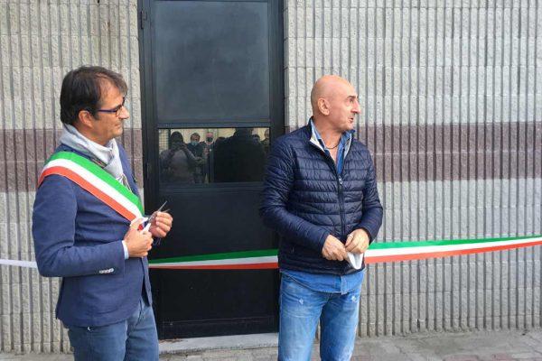 Silvano Zanoli e Livio Sporchia